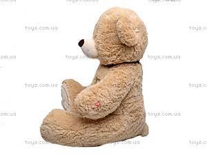 Плюшевый медведь, с бантом, S-JY-4505/70, фото