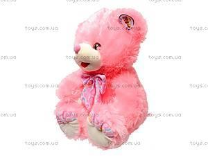 Плюшевый медведь с бантом, S38-3414X36, купить