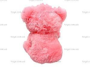 Плюшевый медведь с бантом, S38-3414X36, отзывы