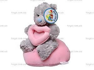Плюшевый медведь «Тедди с сердечком», AB8677/18, фото