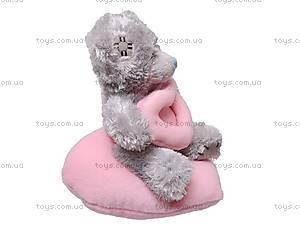 Плюшевый медведь «Тедди с сердечком», AB8677/18, отзывы