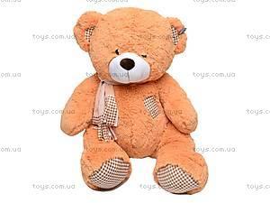 Плюшевый медведь в шарфе, S-JY-3271/70, купить