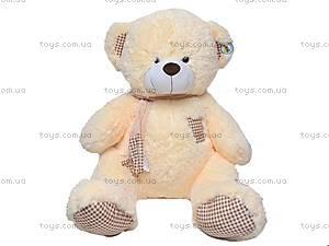 Плюшевый медведь в шарфе, S-JY-3271/70, отзывы
