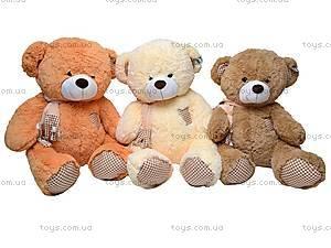 Плюшевый медведь в шарфе, S-JY-3271/70