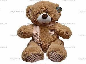 Плюшевый музыкальный медведь, S-JY-3271/40S