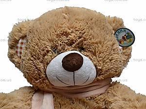 Плюшевый музыкальный медведь, S-JY-3271/40S, фото