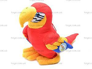Плюшевый попугай, M-CW21062-1/5, купить
