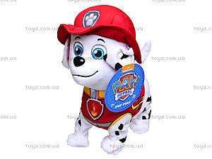 Плюшевый щенок «Щенячий патруль», SP27044, детские игрушки