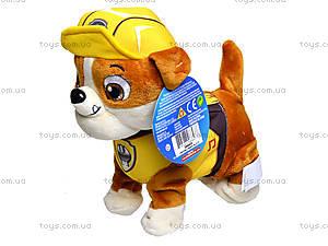 Плюшевый щенок «Щенячий патруль», SP27044, детский
