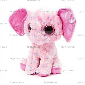 Плюшевый слон Ellie серии Beanie Boo's, 34108