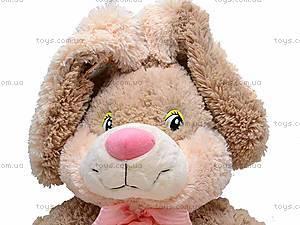 Плюшевый заяц «Франя», К029ЕВ, купить