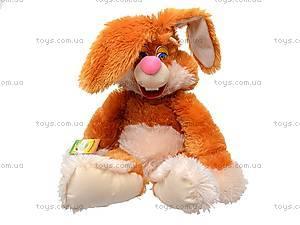 Плюшевый заяц «Квикки», 11.05.01, игрушки