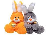 Плюшевый заяц «Ушастик», 11.03.01, іграшки