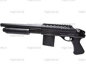 Пневматическое детское ружье с прицелом, 0688A, фото