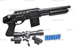 Пневматическое детское ружье с прицелом, 0688A