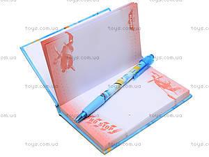 Подарочная записная книжка с ручкой «Летачки», PLBB-US1-340, купить