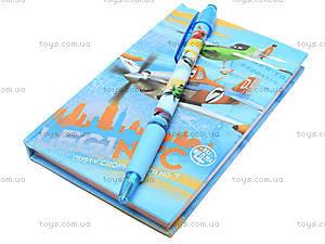 Подарочная записная книжка с ручкой «Летачки», PLBB-US1-340, фото
