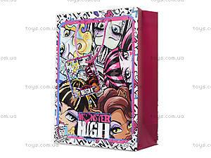 Подарочный бумажный пакет Monster High, , купить