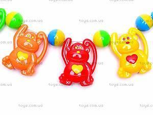 Подарочный набор погремушек, 01548, детские игрушки