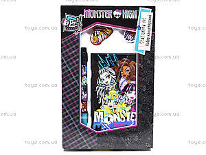 Подарочный набор с блокнотом «Монстер Хай», MHBB-US1-360