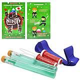 """Подарочный набор с мыльными пузырями """"Ninja"""", ННинзя, игрушка"""
