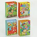 Подарочный пакет «Животные», 4 вида, 3D01469, фото