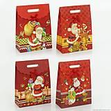 Подарочный пакет «Новый Год», 4 вида, 01544, фото