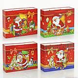 Подарочный пакет «Подарки под елочкой», 4 вида, 01543