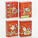 Подарочный пакет «Праздничный», 4 вида, 01541