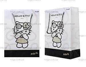 Подарочный пластиковый пакет Hello Kitty, HK13-204-2K