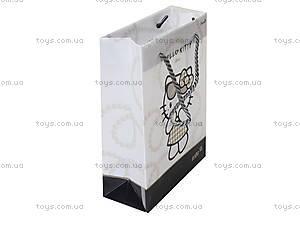 Подарочный пластиковый пакет Hello Kitty, HK13-204-2K, отзывы