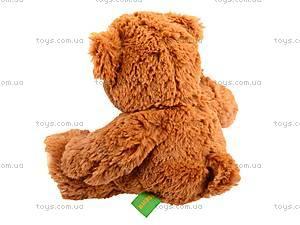 Подарочный плюшевый медвеженок, К134ВС, отзывы