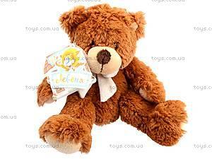 Подарочный плюшевый медвеженок, К134ВС