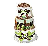 Торт из памперсов Bembi, PPC07, фото