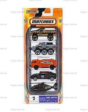 Игровой набор автомобилей, 5 штук, C1817, фото