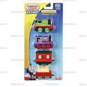 Игровой набор паровозиков «Томас и друзья», DGB79, купить