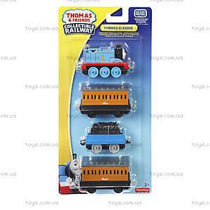 Игровой набор паровозиков «Томас и друзья», DGB79, фото