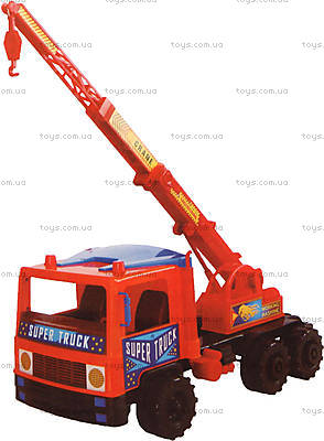 Подъемный кран Super Truck, 14-003
