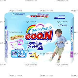 Подгузники-трусики детские Goo.N, размер ВВ, 753466