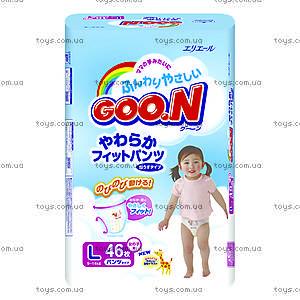 Подгузники-трусики Goo.N, размер L, 753463