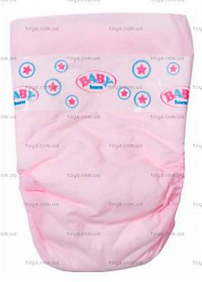 Подгузники для куклы Baby Born, 815816, отзывы