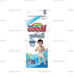 Подгузники GOO.N для детей 12-20 кг, размер XL, 753662