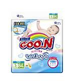 Подгузники GOO.N для детей 4-8 кг, на липучках, 853074, фото