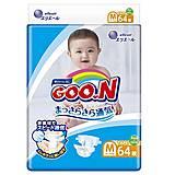 Подгузники GOO.N для детей 6-11 кг., 853622, Украина