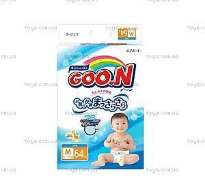 Подгузники GOO.N для детей 6-11 кг, размер M, 753708