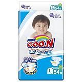 Подгузники GOO.N для детей размер L на липучках, 853623, детские игрушки