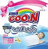 Подгузники GOO.N для новорожденных до 5 кг, 753751, отзывы
