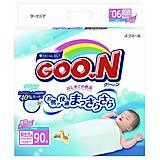 Подгузники GOO.N для новорожденных, размер SS, 753706, купить