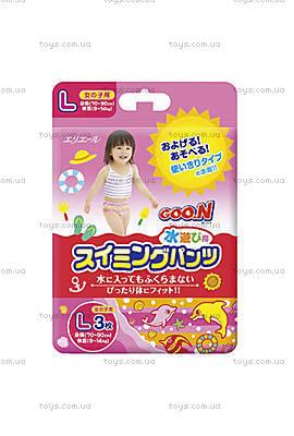 Подгузники-трусики для детей Goo.N, размер L , 743493