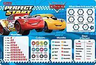 """Подложка для стола детская """"Cars"""" (англ) 2 шт.в упак, 491864, игрушки"""